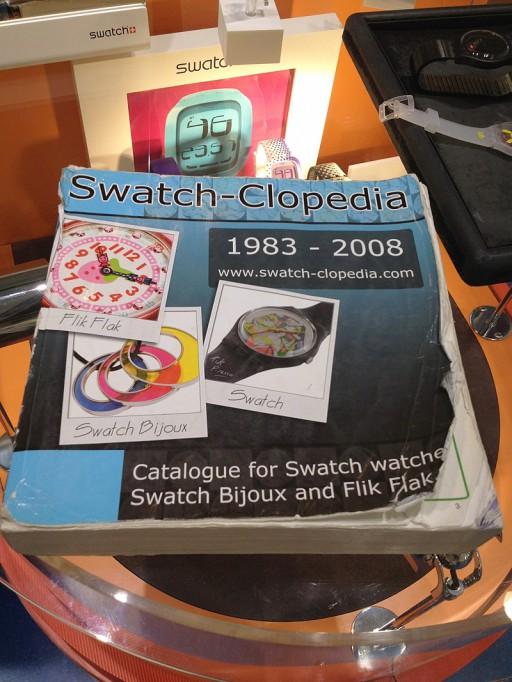 SWATCH-CLOPRDIA