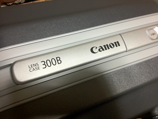Canon EF300 F2.8L IS II USM