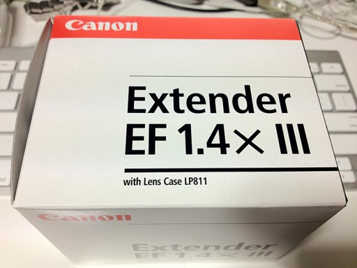 Exterder EF1.4xIII