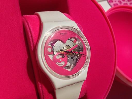"""Swatch """"Valentine's Special"""" GZ281 A La Folie"""