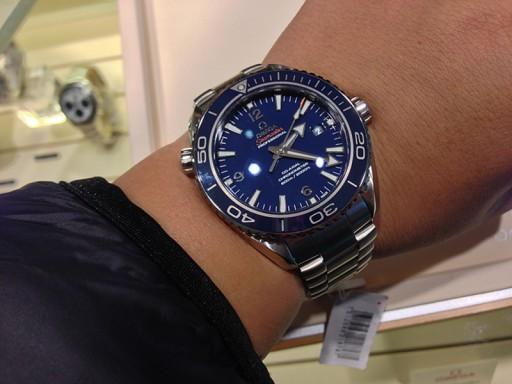 Seamaster Planet Ocean 600M Ref# 232.90.46.21.03.001