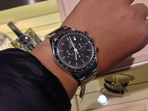 Speedmaster Moonwatch Ref# 3573.50.00